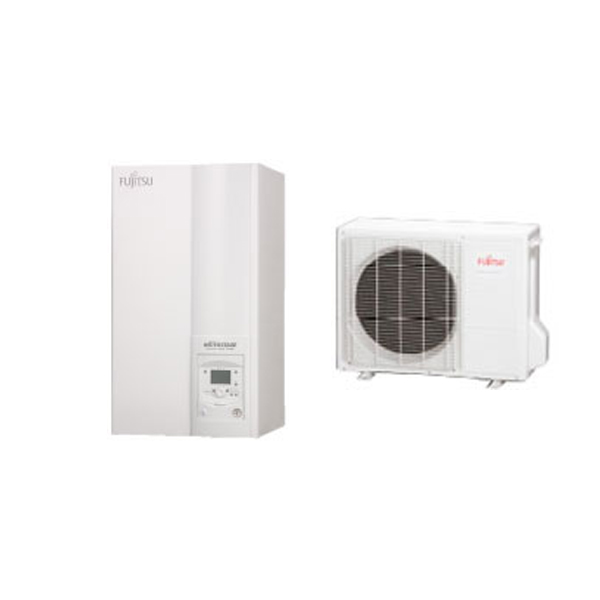 Fujitsu toplotna pumpa WSYA100DD6 WOYA060LDC 6 KW