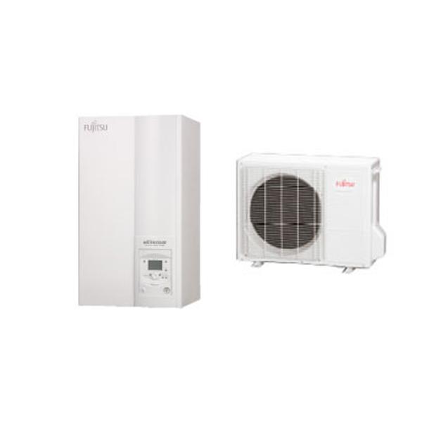 Fujitsu toplotna pumpa WSYA100DD6 WOYA080LDC 8KW