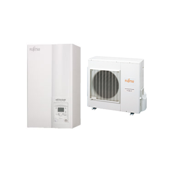 Fujitsu toplotna pumpa WSYA100DD6 WOYA100LDT 10KW