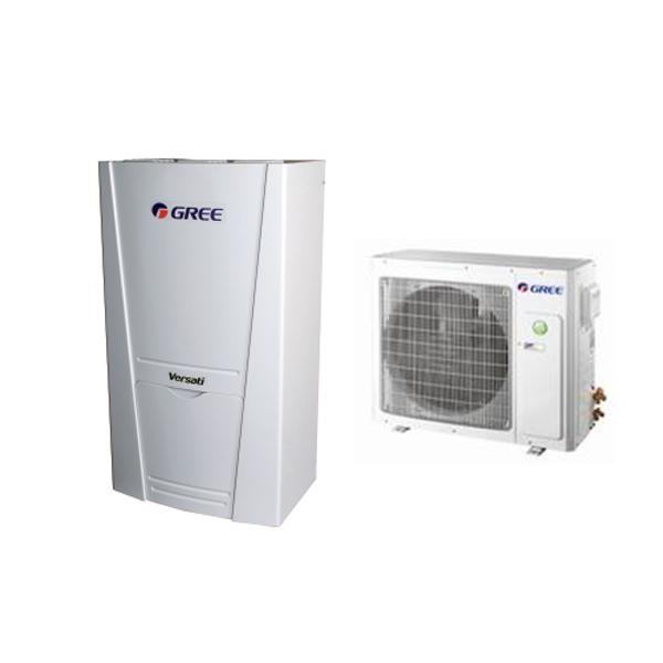 Gree inverter toplotna pumpa vazduh voda VERSATI II D.C. GRS CQ10Pd NaB KO/I