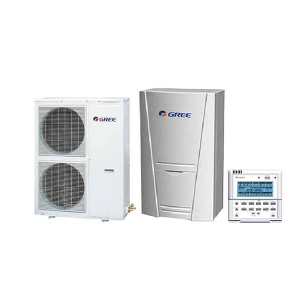 Gree inverter toplotna pumpa vazduh voda VERSATI II D.C. GRS CQ16Pd NaB M O/I