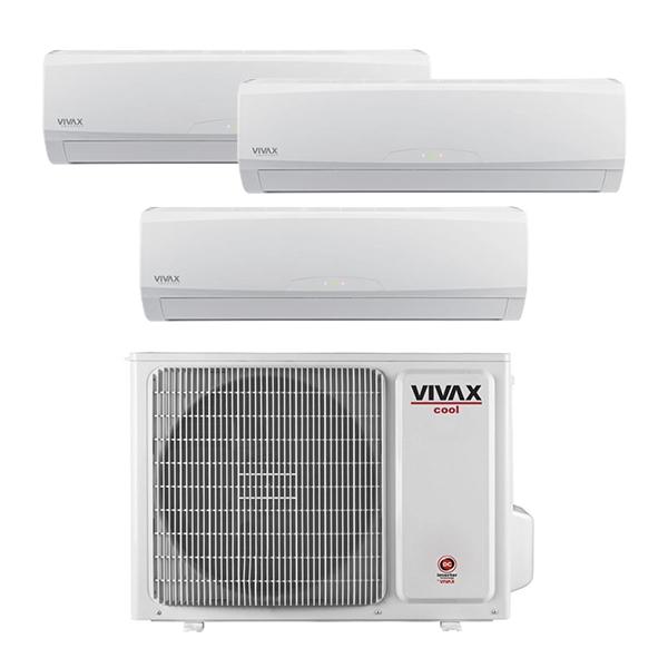 Vivax multi split sistem sa tri unutrašnje inverter ACP-24COFM70GEEI