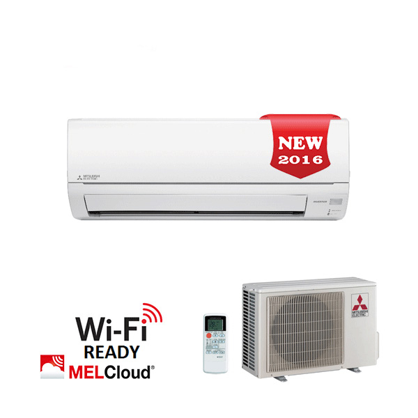 Mitsubishi Electric inverter MSZ/MUZ DM35 VA DC